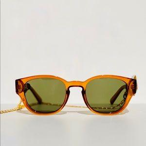 Le Specs Fort Panthére Sunglasses